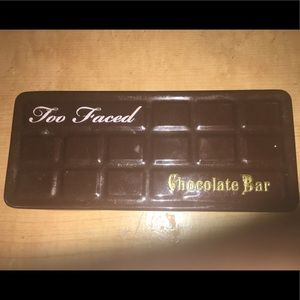 TOO FACED CHOCOLATE BAR PALETTES